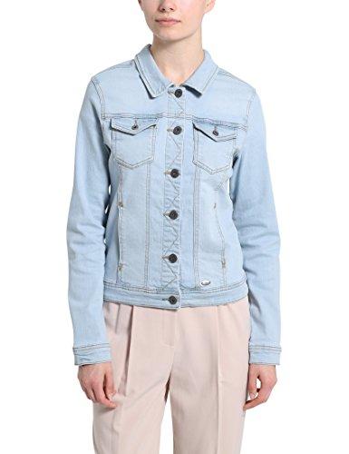 best service 79b78 dd0ac Berydale Giacca di jeans da donna con trattamento di tendenza, Blu chiaro,  36